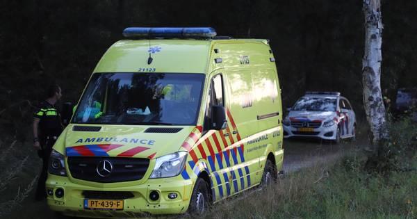 Man gewond naar ziekenhuis na ongeluk met elektrische buggy in Heeswijk-Dinther.