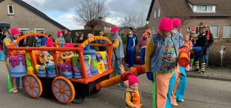 Carnaval losgebarsten in Kloosterzande