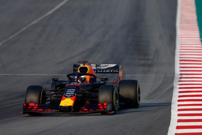 Max Verstappen houdt een goed gevoel over aan de derde testdag in aanloop naar het nieuwe Formule 1-seizoen.