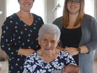 Ella zorgt voor viergeslacht in Zulte en Wontergem