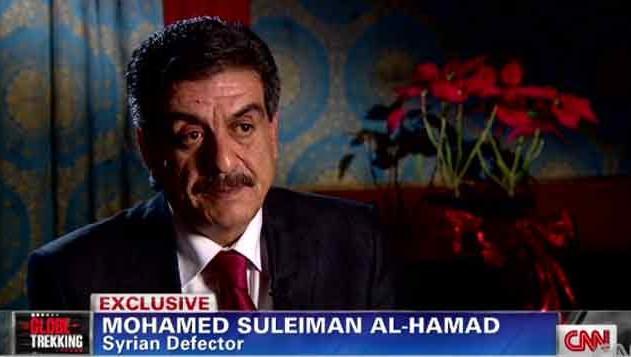Exilé en Egypte depuis fin décembre, Mahmoud Souleimane Haj Hamad pose un regard sombre sur la situation alarmante de son pays.