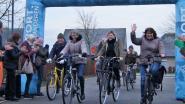 Ambtenaars 'De Pittige Pittempunchers' leggen samen 1.500 kilometer af voor het klimaat