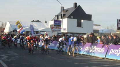 Omloop Finish Team bekijkt andere locaties in Ninove