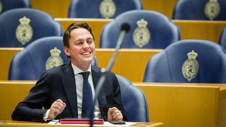 Henk Nijboer nodigde twaalf betrokken specialisten uit om in de Tweede Kamer te vertellen wat private equity nu precies is (archiefbeeld). Beeld ANP
