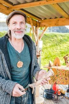 Hout, hout en nog eens hout op Houtfestival in Bunnik