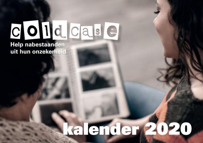 De nieuwe coldcasekalender.