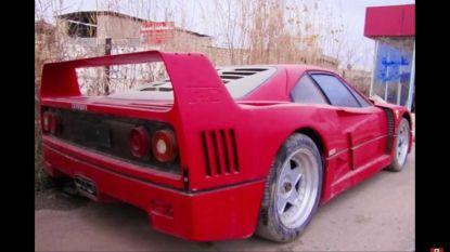 Deze YouTuber speurt naar Ferrari van de zoon van Saddam Hoessein