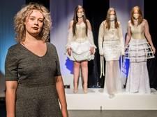 Mode uit Twente: deze 2 jonge vrouwen tonen hun ontwerpen aan het publiek