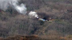 """Reconstructie van de fatale vlucht van Kobe Bryant: """"Je vliegt nog steeds te laag"""""""