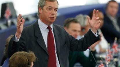 Nigel Farage zoekt steun bij Amerikaanse Trump-aanhangers voor wereldwijde brexitcampagne