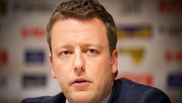 Jesse De Preter is de nieuwe CEO van BX Brussels