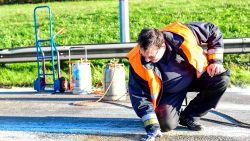 Op deze manier hoopt Wegen en Verkeer de siliconen te verwijderen van de Antwerpse ring