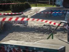 Skatebaan Zutphen ondanks coronamaatregelen weer overvol: 'Een Boa kan dit niet oplossen'
