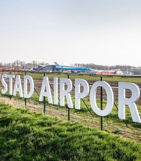 Kabinet houdt vast aan Lelystad Airport als overloop Schiphol