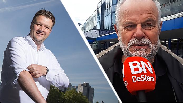 Inwoners wensen nieuwe Roosendaalse burgemeester het beste, Huub de Ruiter Still uit video Alfred de bruin