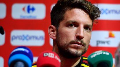 "Dries Mertens: ""De groep oogt ontzettend fris en gretig op training"""