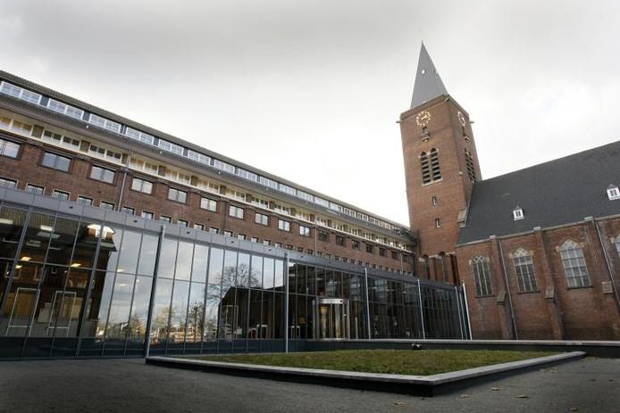 De Politieacademie in Apeldoorn. Archieffoto 2010 Cees Baars