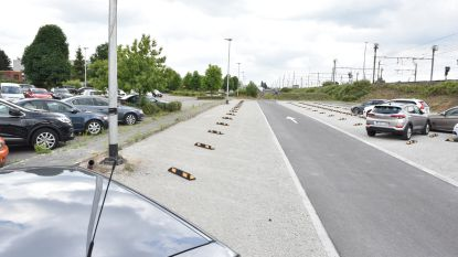 NMBS weigert stationsparking in Oudenaarde te verkopen: stad overweegt om deel van parkeertickets te betalen