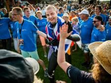 Maarten na de finish: Als iets niet lukt, begin gerust nog een keertje