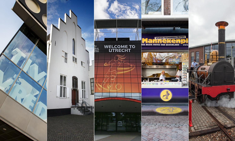 TivoliVredenburg, Karel V, FC Utrecht, Manneken Pis en het Spoorwegmuseum maakten gebruik van de NOW-regeling tijdens de coronacrisis.