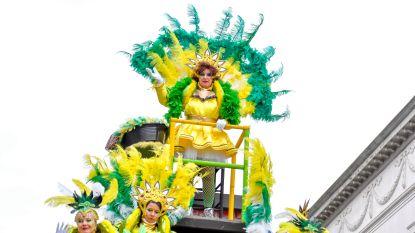 """Jan Verheyen trekt voor Kampioenenfilm naar Carnaval Aalst: """"Als DDT of Boma vallen we hier niet op"""""""