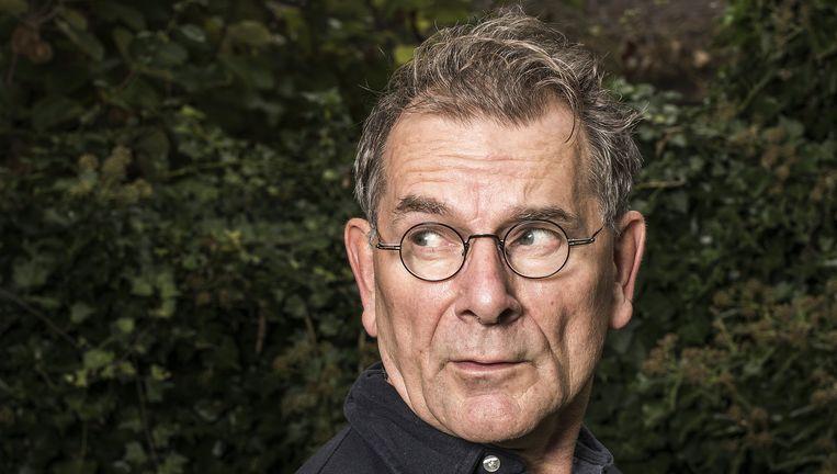 Kunsthistoricus Willem Knaap: 'Ik wilde verklaringen. Ik wilde weten wat er bekend was over de affaire. Ik heb nooit, maar dan ook nooit ergens iets gevonden.' Beeld Jiri Buller