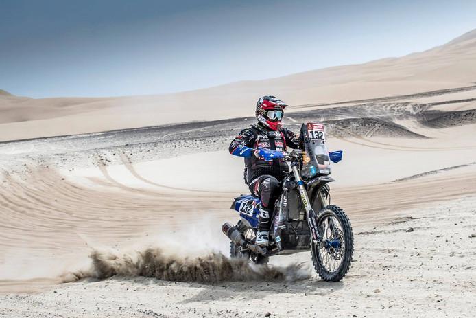 Wesley Pittens, Dakar Rally