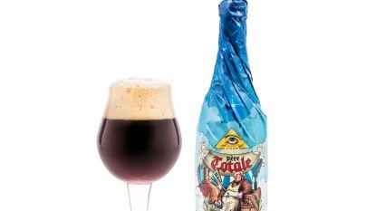 Lokaal gebrouwen kerstbiertje 'Père Totale' in de prijzen op European Beer Challenge