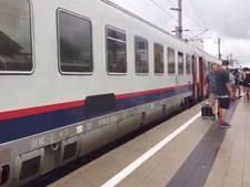 Sziget-trein na meer dan 24 uur vertraging eindelijk terug in Nederland