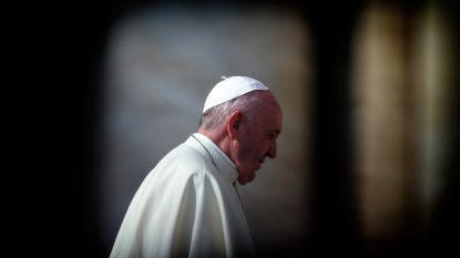Paus Franciscus zegt dat sommige Europese politici hem doen denken aan Hitler