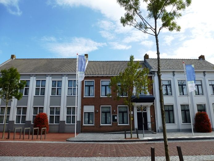 Gemeentehuis in Wissenkerke