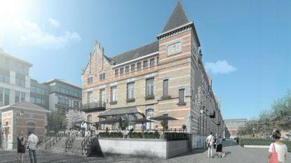 Hotel op komst op site van Thurn & Taxis