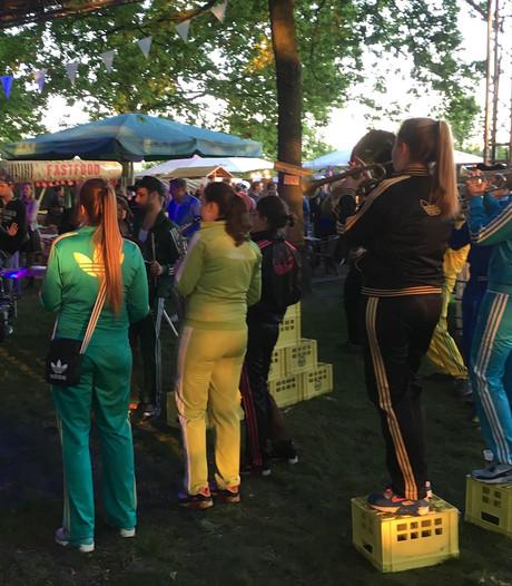Nieuwe opzet Röring-festival Budel slaat aan