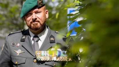 Militair die hoogste onderscheiding kreeg voor getoonde moed, is opgepakt na kopstoot aan agent