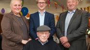 Ernest viert 100ste verjaardag