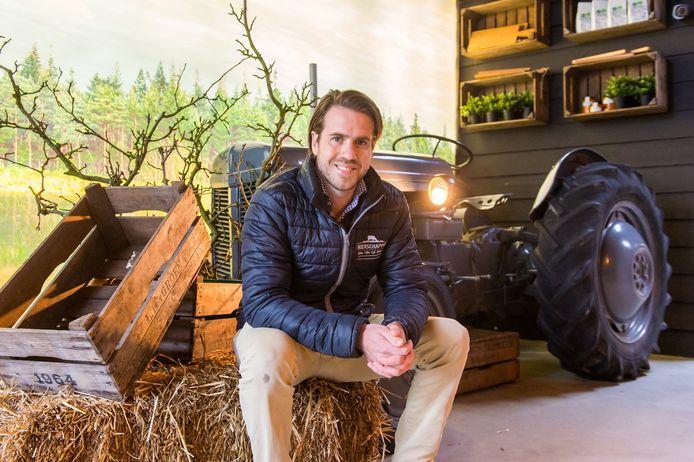 Stijn Markusse brengt zijn Boerschappen vanaf 2 maart naar Vershal Het Veem in Eindhoven.