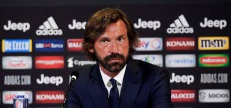 Juventus schuift Pirlo razendsnel door als opvolger Sarri