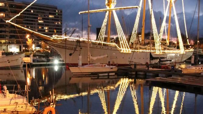 Stad Oostende zorgt voor wat licht in de duisternis en ontsteekt al eerste kerstverlichting
