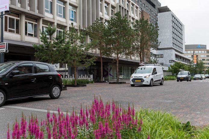 Naast hoogbouw moet in de Eindhovense binnenstad plaats zijn voor laagbouw en veel groen.