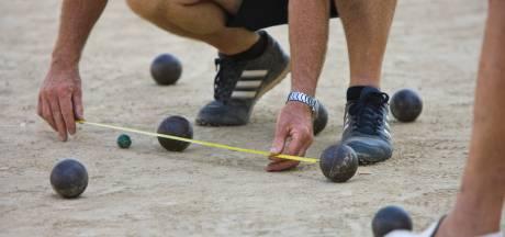 Chris Lokerse en Piet Robijn kampioen jeu de boules