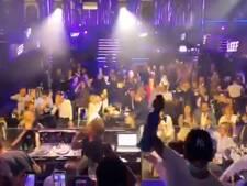 Beelden van optreden André Hazes in club zorgen voor ophef: 'Klap in het gezicht'