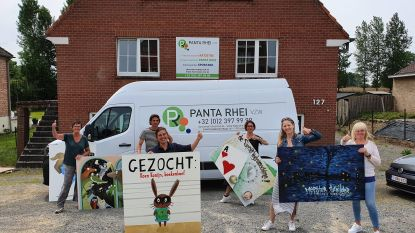 Jeugdorganisatie Panta Rhei klaar om creatief op kamp te gaan