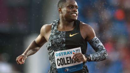 Topsprinter Coleman moet zich na gemiste dopingcontroles verantwoorden bij USADA