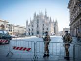 Le nombre de morts repart à la hausse en Italie