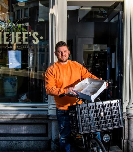 Maaltijdbezorging Gouds restaurant groot succes: thuis smullen van rillette en runderstoof