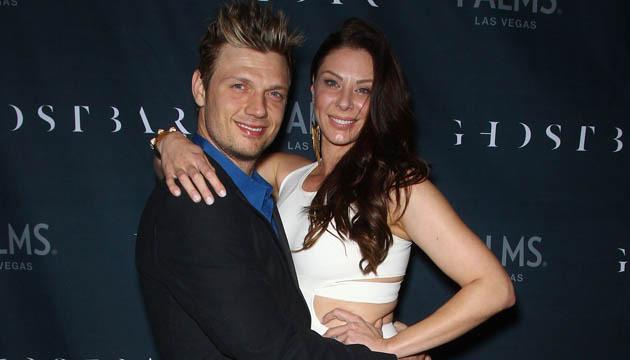 Nick en zijn Lauren.