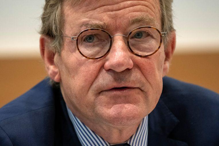Johan Van Overtveld.