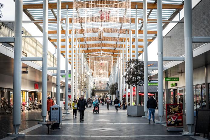 Winkelcentrum Woensel in Eindhoven