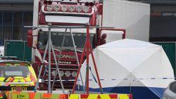 39 lichamen gevonden in koelcontainer nabij Londen, chauffeur gearresteerd op verdenking van moord