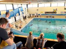 Hoop op nieuwbouw zwembad Sprenkelaar
